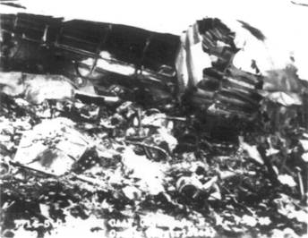 B-29 Crash Site
