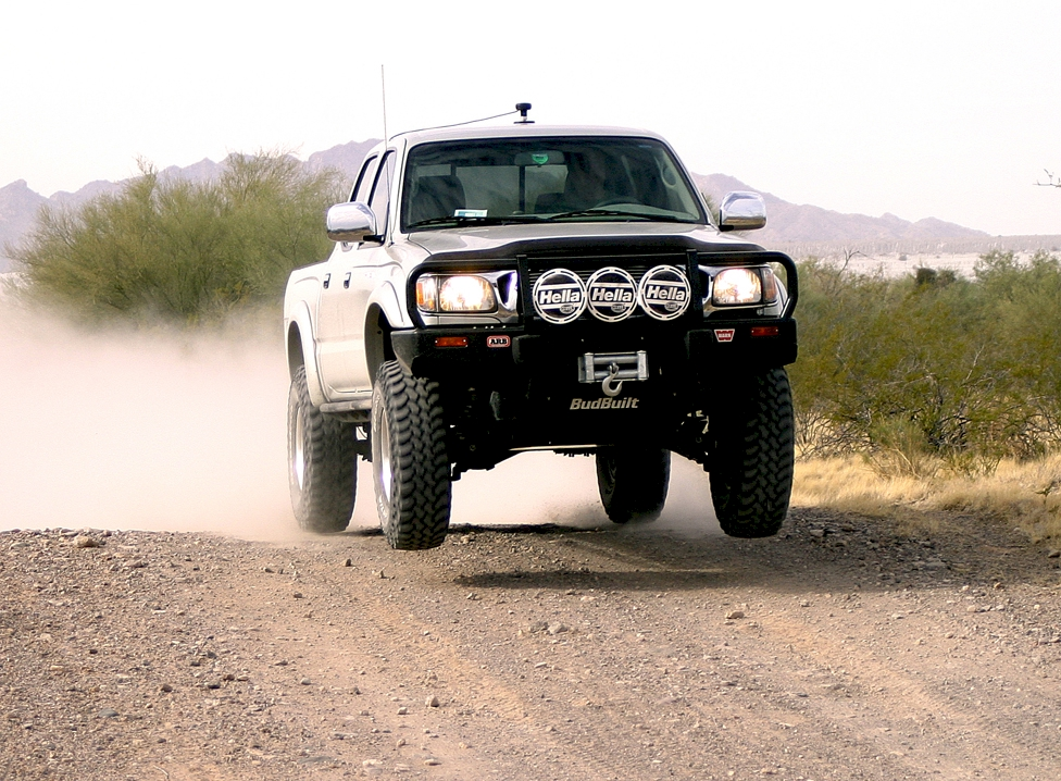 2004 Toyota Tacoma Aair Expedition Vehicle